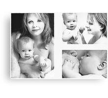 Madonna & Child Canvas Print