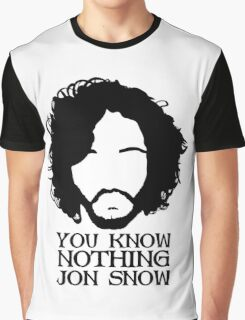 snow you know Graphic T-Shirt
