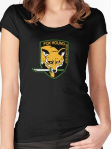 Special fox Women's Fitted Scoop T-Shirt