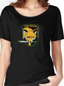 Special fox Women's Relaxed Fit T-Shirt