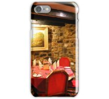 COME DINE WITH ME iPhone Case/Skin