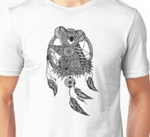 Koala Dream Catcher Unisex T-Shirt