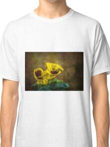 Golden yellow pensamientos Classic T-Shirt