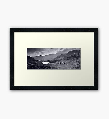 View towards Blea Tarn Framed Print