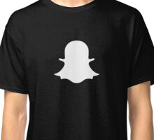 Snapchat Ghost Classic T-Shirt