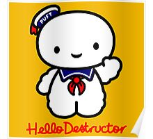 Hello Destructor Poster