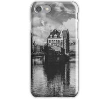 point of wiew of hamburg iPhone Case/Skin