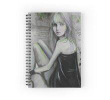 Blackdress Spiral Notebook