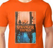 New Merchandise STRANGER THINGS Unisex T-Shirt