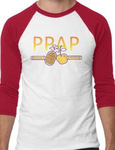 PPAP - Pen Pineapple Apple Pen Men's Baseball ¾ T-Shirt