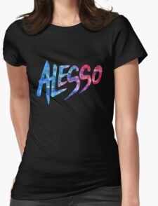 Alesso Womens Fitted T-Shirt