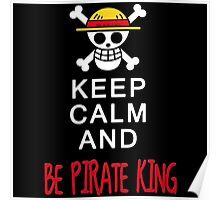 Be Pirate King Poster
