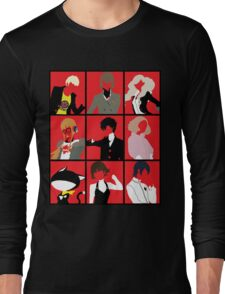 Persona 5 cast Long Sleeve T-Shirt