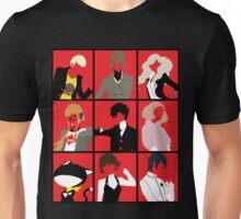 Persona 5 cast Unisex T-Shirt