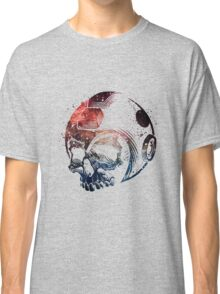 Space Skull Classic T-Shirt