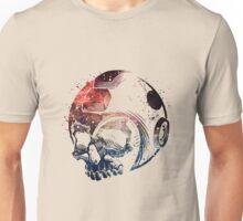 Space Skull Unisex T-Shirt