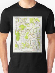 USGS TOPO Map Arkansas AR Keo 258864 1939 24000 Unisex T-Shirt