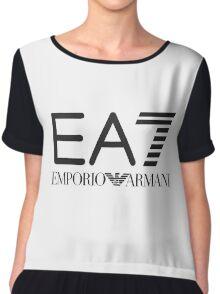 EA7 Chiffon Top