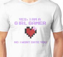 Girl Gamer Unisex T-Shirt