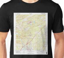 USGS TOPO Map Arkansas AR Malvern North 258997 1978 24000 Unisex T-Shirt