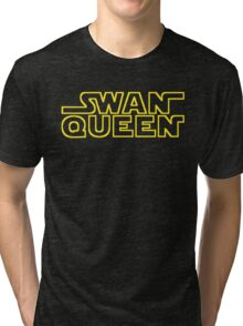 MAY THE SWEN BE WITH YOU Tri-blend T-Shirt