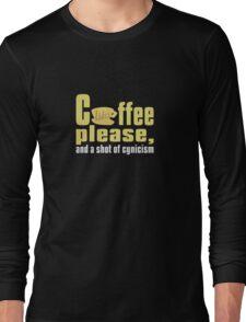 Gilmore Girls Coffee Long Sleeve T-Shirt
