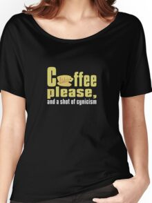 Gilmore Girls Coffee Women's Relaxed Fit T-Shirt