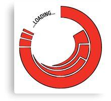 Sitecore Loading Canvas Print