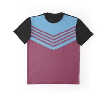 West Ham United 1976 Home T-Shirt Graphic T-Shirt
