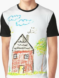 My Home Sweet Home Graphic T-Shirt
