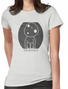 Kodama Logo Womens Fitted T-Shirt