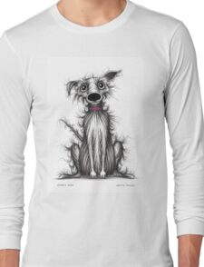 Fuzzy dog Long Sleeve T-Shirt