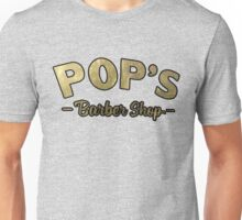 Pop's Barber Shop (Luke Cage) Unisex T-Shirt