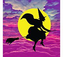 Halloween Wicked Photographic Print