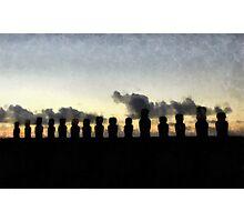 Easter Island Photographic Print
