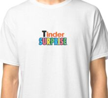FØRTE Tinder Surprise Tee Classic T-Shirt