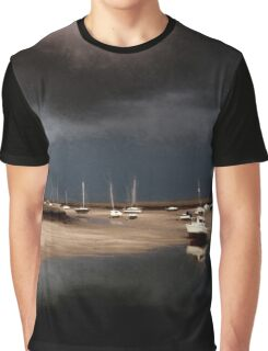 Wells By The Sea Graphic T-Shirt