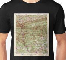USGS TOPO Map Arkansas AR Antoine 259974 1943 62500 Unisex T-Shirt