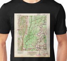 USGS TOPO Map Arkansas AR Princedale 260261 1940 62500 Unisex T-Shirt