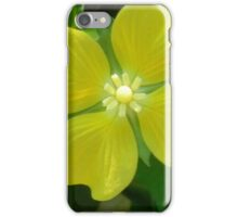 A Water Willow Bloom iPhone Case/Skin