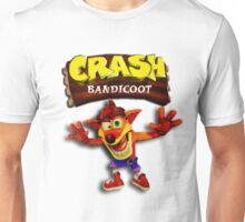 Crash Bandicoot - newold Unisex T-Shirt