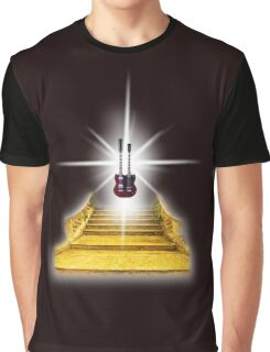 Led Zeppelin - Stairway to Heaven Graphic T-Shirt