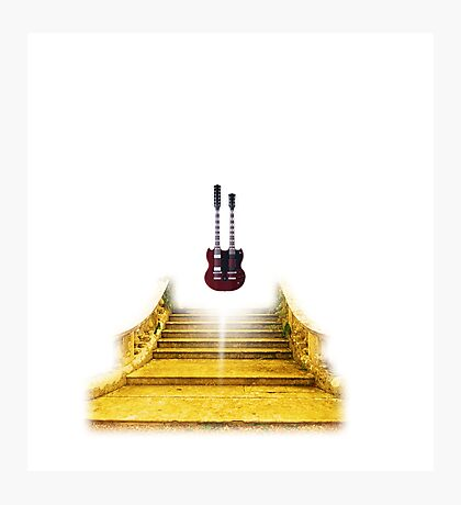 Led Zeppelin - Stairway to Heaven Photographic Print