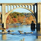 James river scene by ANNABEL   S. ALENTON