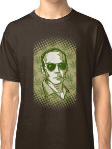 Hunter S. Thompson 420 Classic T-Shirt