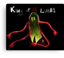 Hail the King of Limbs Canvas Print