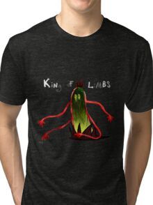 Hail the King of Limbs Tri-blend T-Shirt