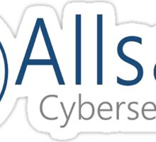 Allsafe Cybersecurity Sticker