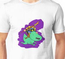 Brawlhalla - Empress Nai + Dinosaur Unisex T-Shirt