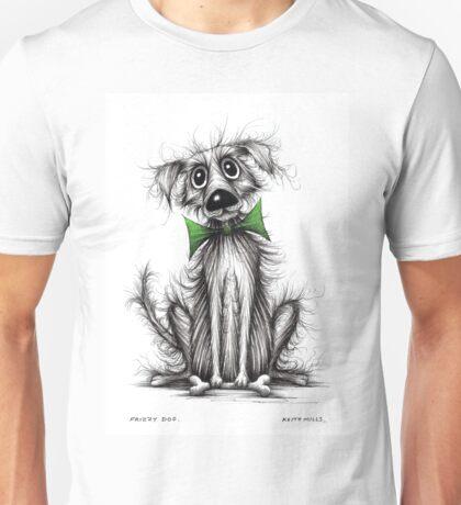 Frizzy dog Unisex T-Shirt